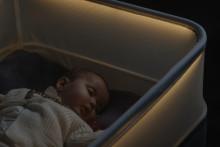 Her er babysengen som etterligner bilturen for en baby!