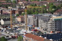 Samhällsbyggnadsnämnden: Målet om 1 000 nya bostäder uppnått redan i augusti