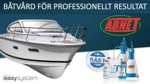 Vårda din båt som ett proffs - Mirakelmedlet finns nu tillgängligt i Norden