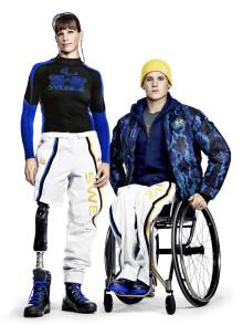 H&M presenterar klädkollektionen för Sotji 2014