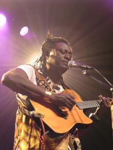 Lockande rytmer från Mali!