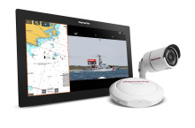 Raymarine: FLIR presenterar nyhet inom marinbranschen i form av Raymarines navigationsteknik ClearCruise Augmented Reality