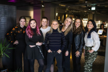 Comfort Hotel x Power Ladies Podcast på kvinnedagen