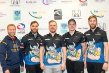 Curling: Ny imponerande tourseger för Team Edin