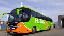 Scania leverer de første turistbusser til Abildskou/Flixbus