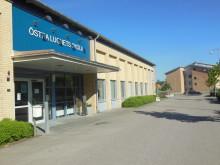 Trafiksäkerhet vid terminstart på Östra Lugnets skola