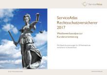 Das Kundenurteil für Rechtsschutzversicherer