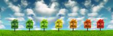 Energieffektiviseringen av bostäder går för långsamt