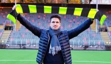 Han tar över som ny tränare i Umeå IK