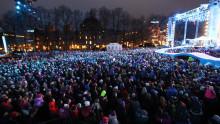 Lørdag braker det løs med første gratis Vinterlyd-konsert i Oslo!