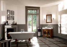 Luxury in the bathroom – elegance in every detail for a refined atmosphere