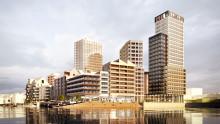 Detaljplanen för Masthuggskajen godkänd - Stena Fastigheter vill utveckla 500 bostäder och 25 000 kvm kommersiell yta