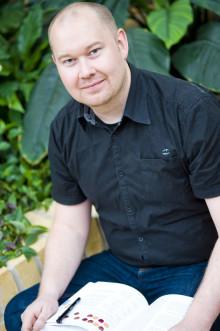 Thomas Mejtoft får teknisk-naturvetenskapliga fakultetens pedagogiska pris