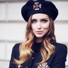 MFW with Redkens Global Fashion Ambassador Chiara Ferragni