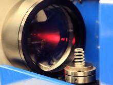 Lesjöforsbolaget European Springs & Pressings investerar i ny avancerad teknologi