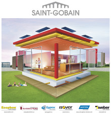 Saint-Gobainföretag tillsammans på Nordbygg och på webben