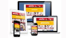 Bonnier Tidskrifter lanserar nästa generations sajter med annonseffekt i centrum