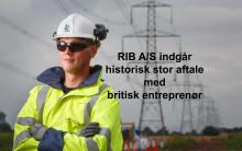 RIB A/S underskriver historisk stor aftale med Carillion plc, en førende britisk entreprenør og supportserviceleverandør