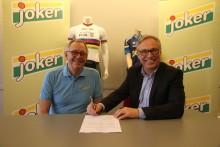 Joker blir ny hovedsponsor for Sykkel-VM