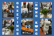Salli is the sitting ergonomics pioneer in Asia
