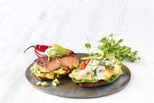 Smørrebrød med fisk og skaldyr er mere end æg og rejer og paneret fiskefilet