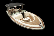 Chris-Craft Balearics:  Chris-Craft Calypso 30 to Launch at Palma Boat Show
