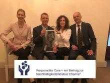 Bitterfeld gewinnt Responsible Care Wettbewerb der Nordostchemie