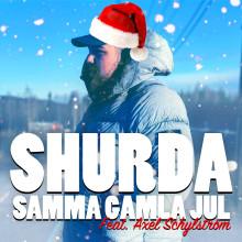 Shurda utmanar Just D med nya Julrappen