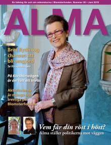 Alma - Blomsterfondens medlemstidning nr 30