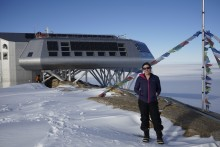 EXPERT COMMENT - Antarctica's first zero emission research station shows that sustainable living is possible anywhere