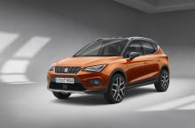 Den nye SEAT Arona – en moderne SUV Crossover