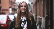 Veckans stjärnbarnvakt - Andrea från Solna & Uppsala