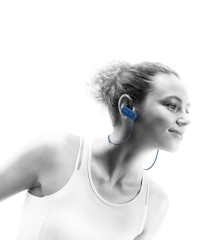 Workout proof: Sony EXTRA BASS Sports Bluetooth In-ear Headphones
