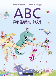 ABC FOR BARSKE BARN - morovers for små og store - nå 10 000!