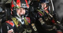 Molly startet som bilvasker, nå er hun norsk stjerne i motorsport