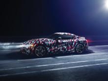 Legenden återvänder: Reservera nya Toyota GR Supra redan 15 januari