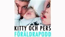 Kitty Jutbring & Per startar föräldrapodd