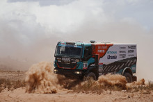 Dakar 2017: PETRONAS De Rooy IVECO-teamet åker till Sydamerika för att försvara sin historiska seger