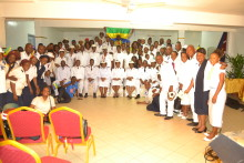 Salvation Army Ministry in Gabon Officially Opened During Weekend of Celebration
