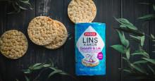Friggs nya linskakor – ett hälsosamt alternativ till snacks