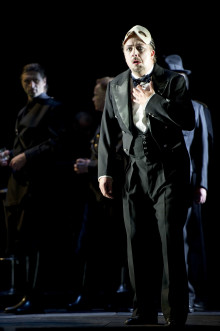 Nypremiär med ny Rigoletto - Jesper Taube