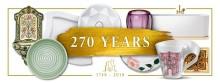 Craftsmen, Artisans, Ceramic Experts: 270 Years of Villeroy & Boch