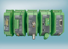 Fibre optic converters and copper repeaters with DNV approval
