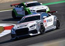 Finalhelg på Hockenheim för Audi Sport TT Cup & Simon Larsson