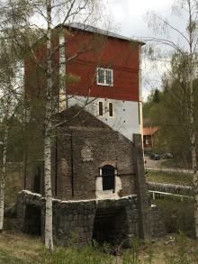 En putsad pärla i Silverringen ! Nu invigs den nyrenoverade masugnen i Ulfshyttan.