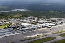 Debut för bioflygbränsle på Göteborg Landvetter Airport