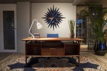 Workspace på Hotel Flora – en självklar arbetsplats för Micael Jönsson