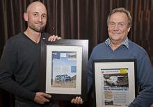 Subaru Forester Årets suv i Danmark i år igen