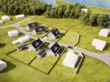 OBOS bygger projekt med Smålandsvillor i Pukavik