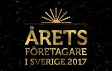 Finalisterna klara: Jobbraketerna som kan bli Årets Företagare i Sverige 2017